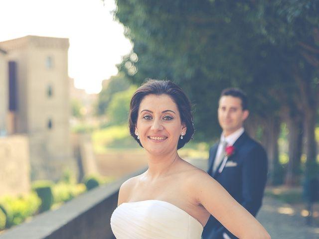 La boda de Victor y Irene en El Burgo De Ebro, Zaragoza 21