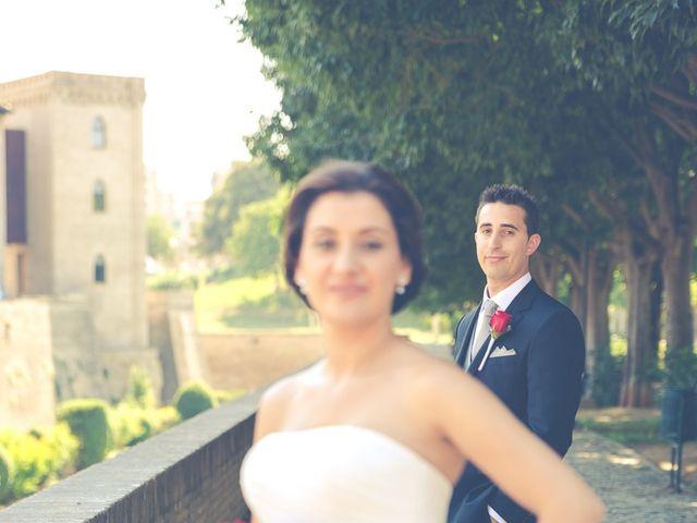 La boda de Victor y Irene en El Burgo De Ebro, Zaragoza 22