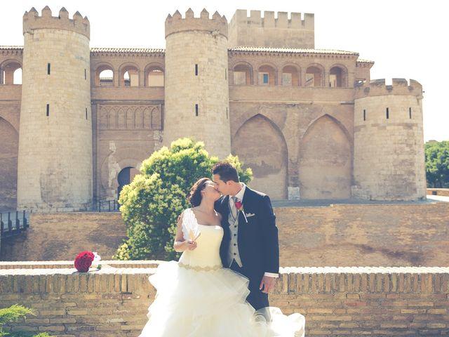 La boda de Victor y Irene en El Burgo De Ebro, Zaragoza 23