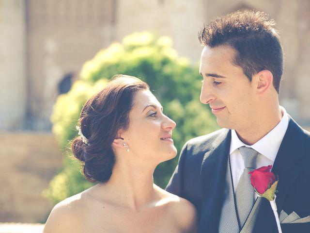 La boda de Victor y Irene en El Burgo De Ebro, Zaragoza 24