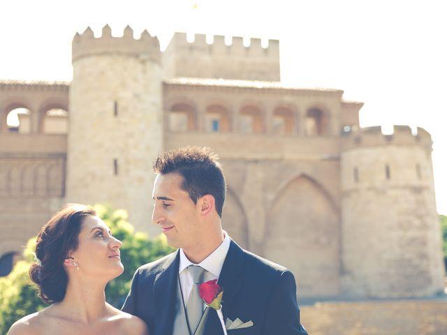 La boda de Victor y Irene en El Burgo De Ebro, Zaragoza 25