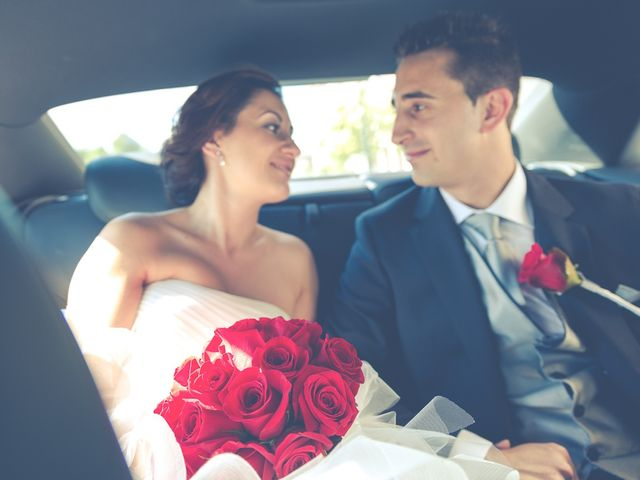 La boda de Victor y Irene en El Burgo De Ebro, Zaragoza 27