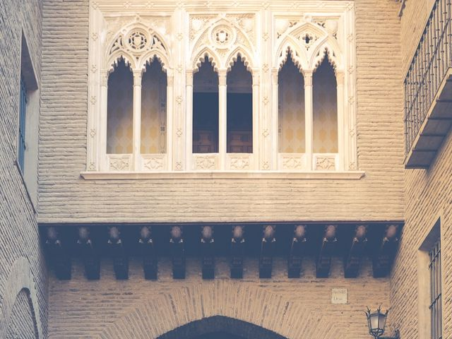 La boda de Victor y Irene en El Burgo De Ebro, Zaragoza 30