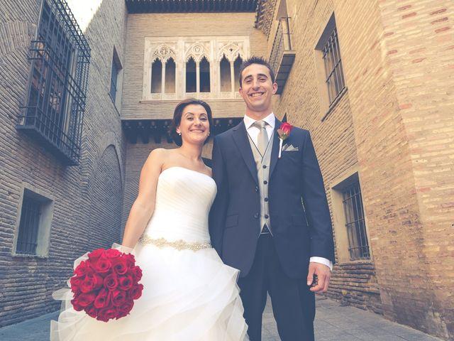 La boda de Victor y Irene en El Burgo De Ebro, Zaragoza 31
