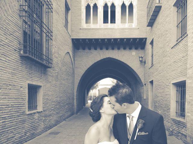 La boda de Victor y Irene en El Burgo De Ebro, Zaragoza 33