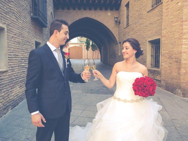 La boda de Victor y Irene en El Burgo De Ebro, Zaragoza 34