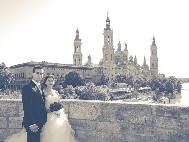 La boda de Victor y Irene en El Burgo De Ebro, Zaragoza 36