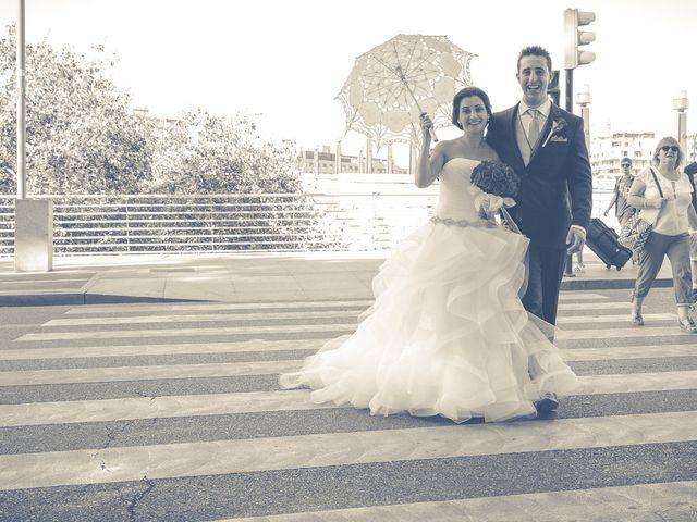 La boda de Victor y Irene en El Burgo De Ebro, Zaragoza 2