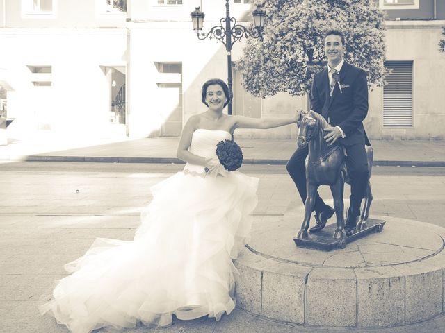 La boda de Victor y Irene en El Burgo De Ebro, Zaragoza 41