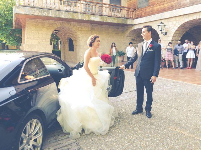 La boda de Victor y Irene en El Burgo De Ebro, Zaragoza 47