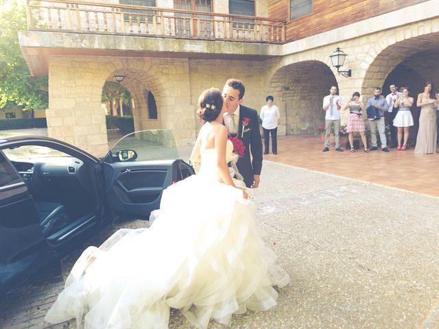 La boda de Victor y Irene en El Burgo De Ebro, Zaragoza 48