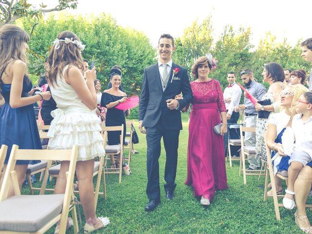 La boda de Victor y Irene en El Burgo De Ebro, Zaragoza 50