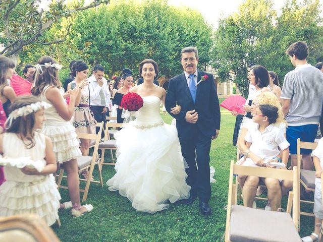 La boda de Victor y Irene en El Burgo De Ebro, Zaragoza 51