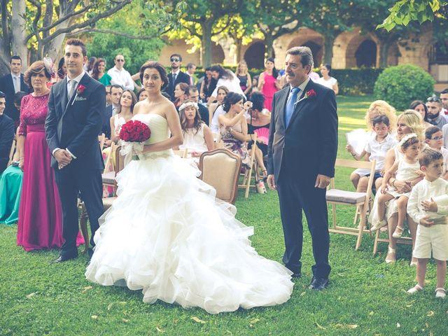 La boda de Victor y Irene en El Burgo De Ebro, Zaragoza 52