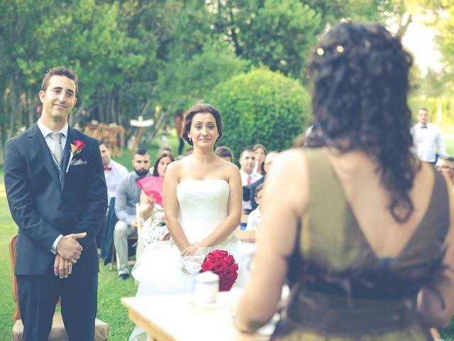 La boda de Victor y Irene en El Burgo De Ebro, Zaragoza 55