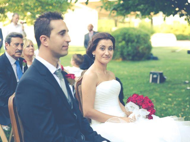 La boda de Victor y Irene en El Burgo De Ebro, Zaragoza 60