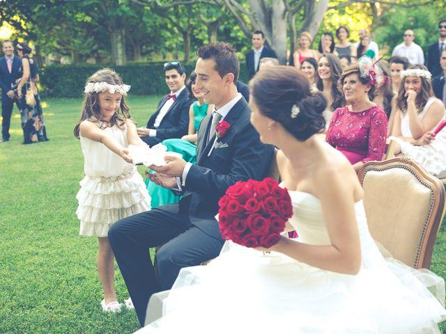 La boda de Victor y Irene en El Burgo De Ebro, Zaragoza 62