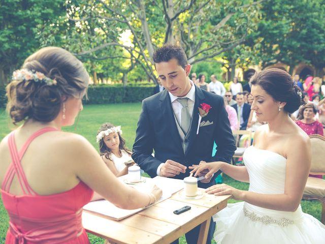 La boda de Victor y Irene en El Burgo De Ebro, Zaragoza 64