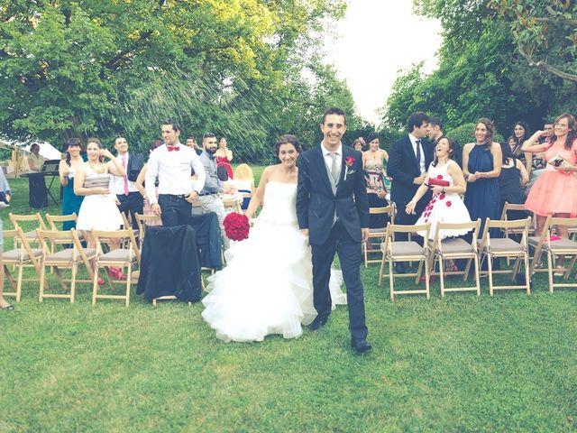 La boda de Victor y Irene en El Burgo De Ebro, Zaragoza 70