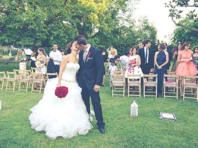 La boda de Victor y Irene en El Burgo De Ebro, Zaragoza 71