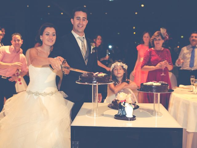 La boda de Victor y Irene en El Burgo De Ebro, Zaragoza 84