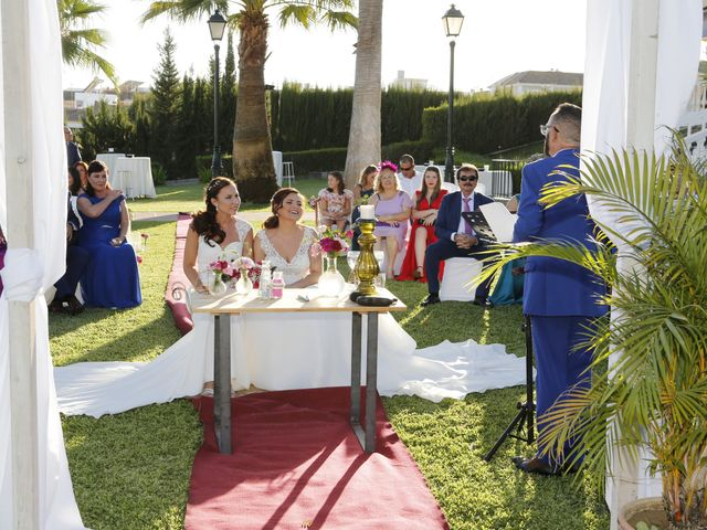 La boda de Jesica y Marina en Alcala Del Rio, Sevilla 4