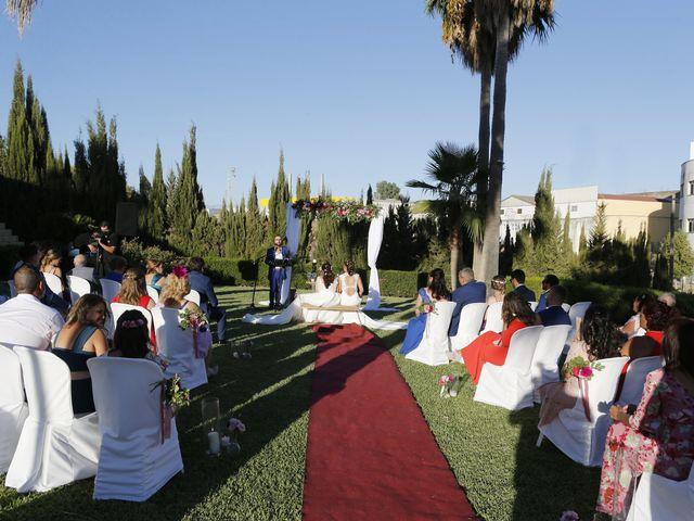 La boda de Jesica y Marina en Alcala Del Rio, Sevilla 6