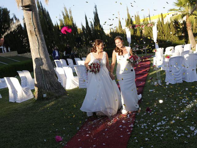 La boda de Jesica y Marina en Alcala Del Rio, Sevilla 10
