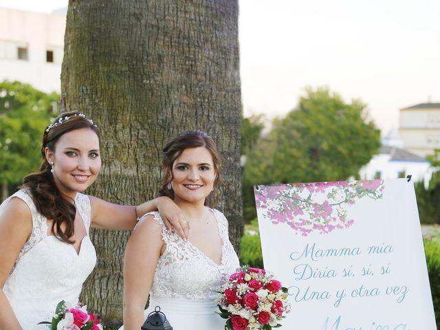 La boda de Jesica y Marina en Alcala Del Rio, Sevilla 11