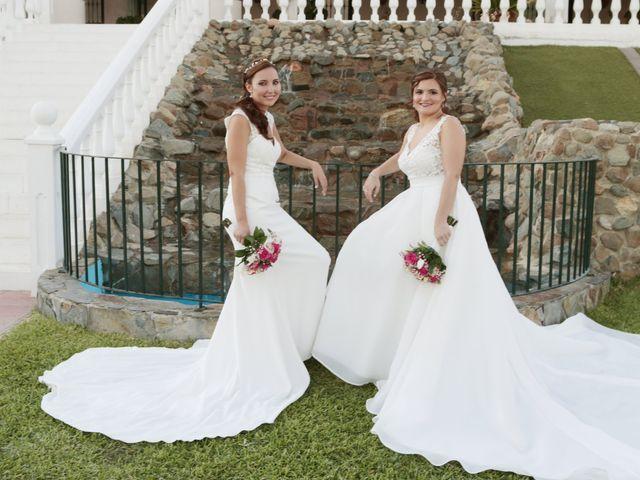 La boda de Jesica y Marina en Alcala Del Rio, Sevilla 12