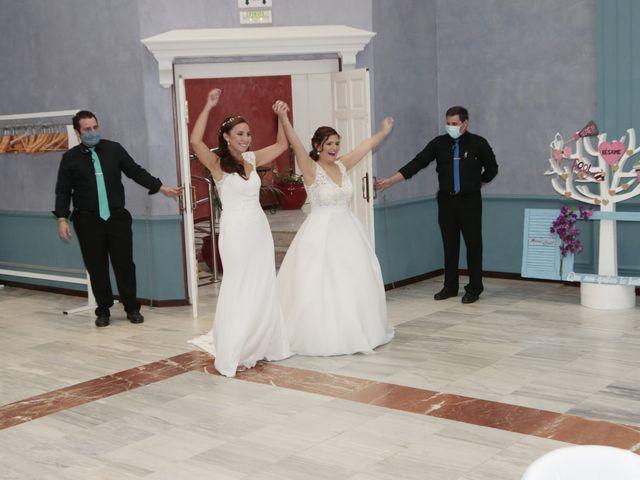 La boda de Jesica y Marina en Alcala Del Rio, Sevilla 13