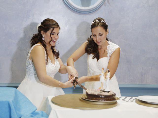 La boda de Jesica y Marina en Alcala Del Rio, Sevilla 15