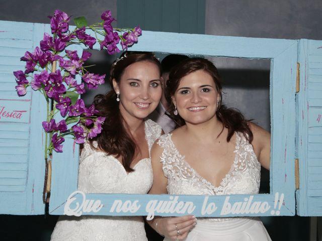 La boda de Jesica y Marina en Alcala Del Rio, Sevilla 17