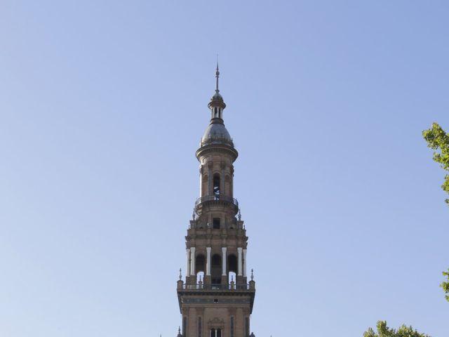 La boda de Jesica y Marina en Alcala Del Rio, Sevilla 19
