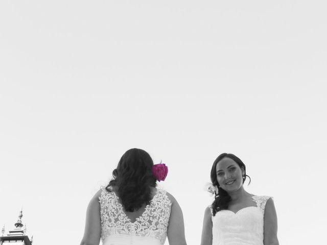 La boda de Jesica y Marina en Alcala Del Rio, Sevilla 20