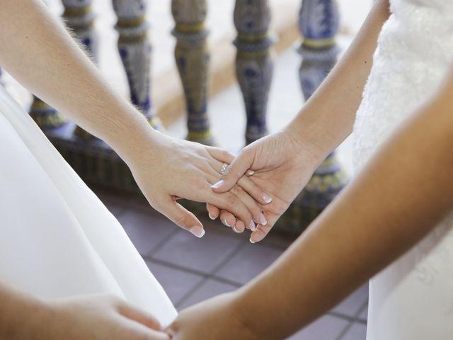 La boda de Jesica y Marina en Alcala Del Rio, Sevilla 22