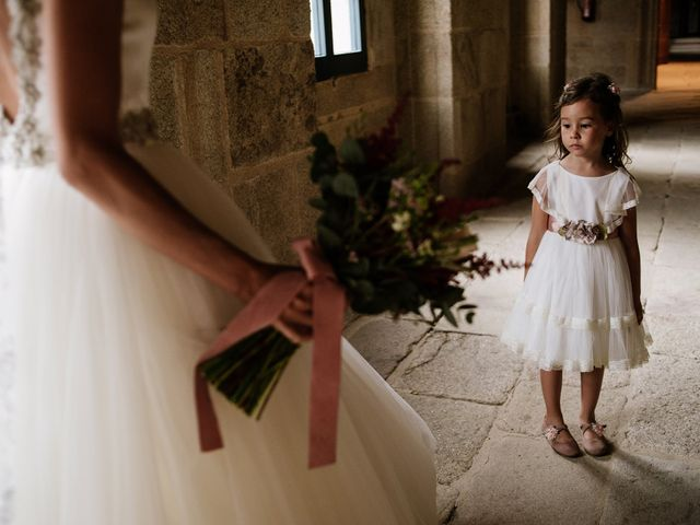 La boda de Marcos y Rocío en Leiro (Capital), Orense 20