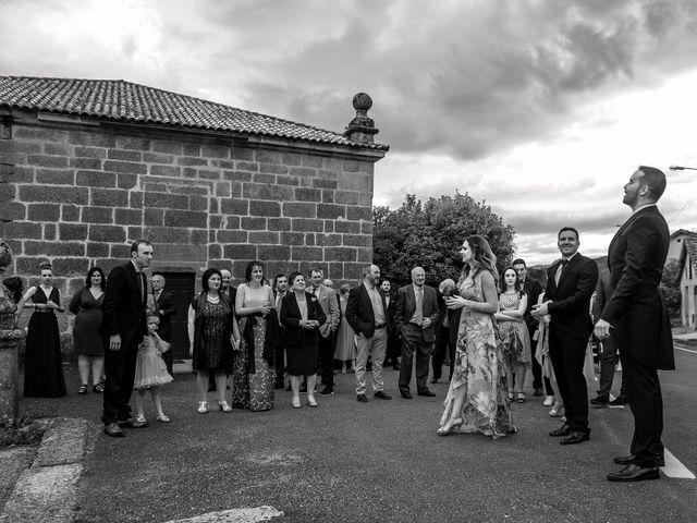 La boda de Marcos y Rocío en Leiro (Capital), Orense 21