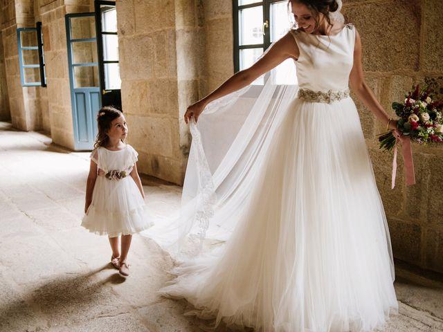 La boda de Marcos y Rocío en Leiro (Capital), Orense 22