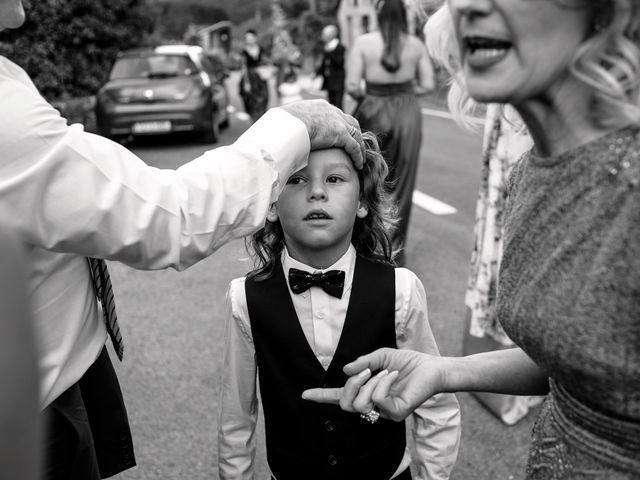 La boda de Marcos y Rocío en Leiro (Capital), Orense 23