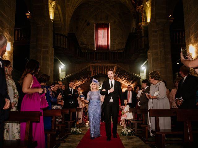 La boda de Marcos y Rocío en Leiro (Capital), Orense 24