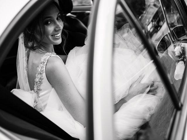 La boda de Marcos y Rocío en Leiro (Capital), Orense 25