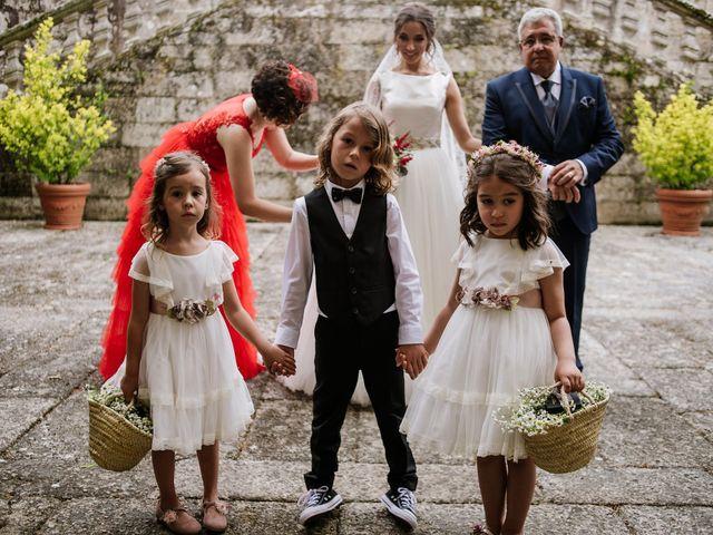 La boda de Marcos y Rocío en Leiro (Capital), Orense 26