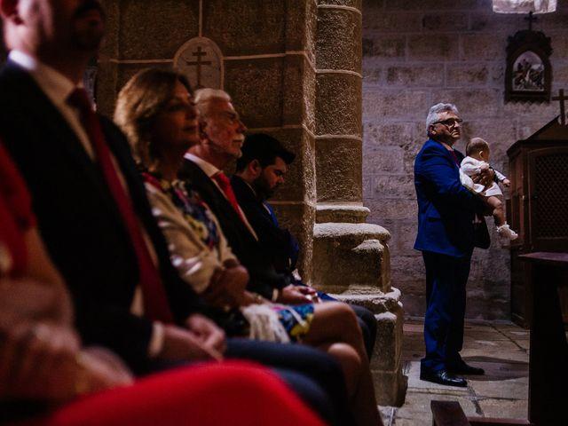 La boda de Marcos y Rocío en Leiro (Capital), Orense 29
