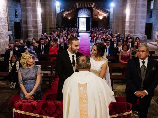 La boda de Marcos y Rocío en Leiro (Capital), Orense 30