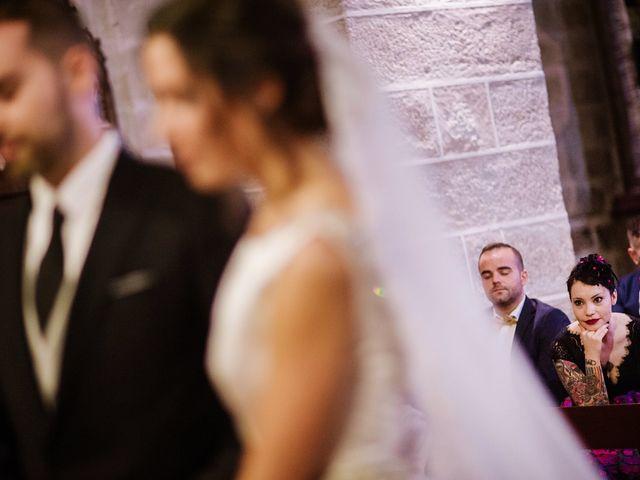 La boda de Marcos y Rocío en Leiro (Capital), Orense 32