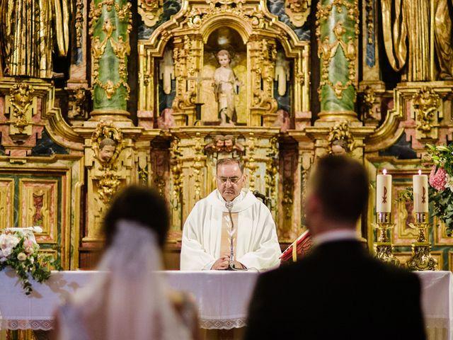 La boda de Marcos y Rocío en Leiro (Capital), Orense 33