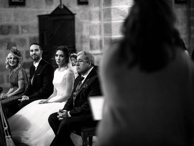 La boda de Marcos y Rocío en Leiro (Capital), Orense 35