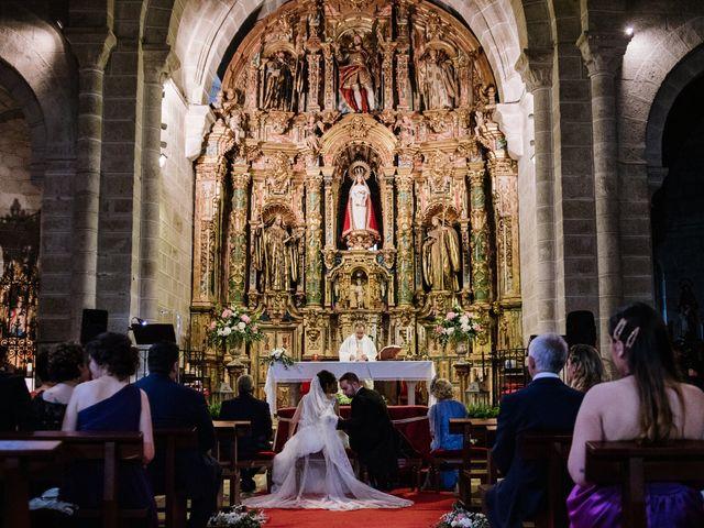 La boda de Marcos y Rocío en Leiro (Capital), Orense 36