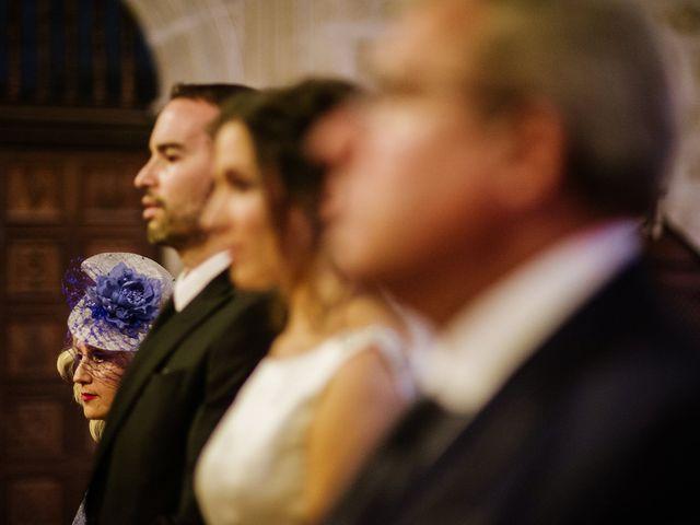 La boda de Marcos y Rocío en Leiro (Capital), Orense 38